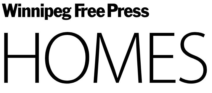 Winnipeg Free Press Homes Logo